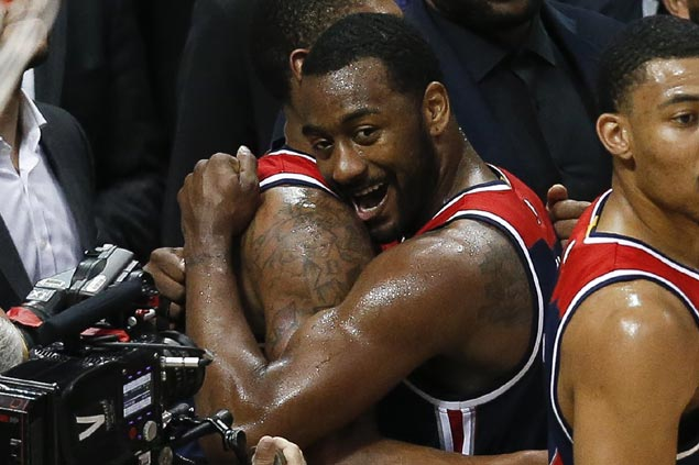 'Locked-in' John Wall sets tone on both ends as Wizards exact vengeance on Hawks