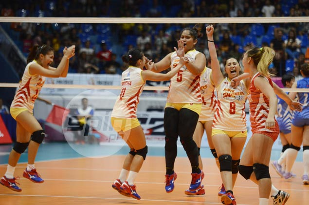 Power Smashers stun defending champion Pocari Sweat in PVL Reinforced Conference opener