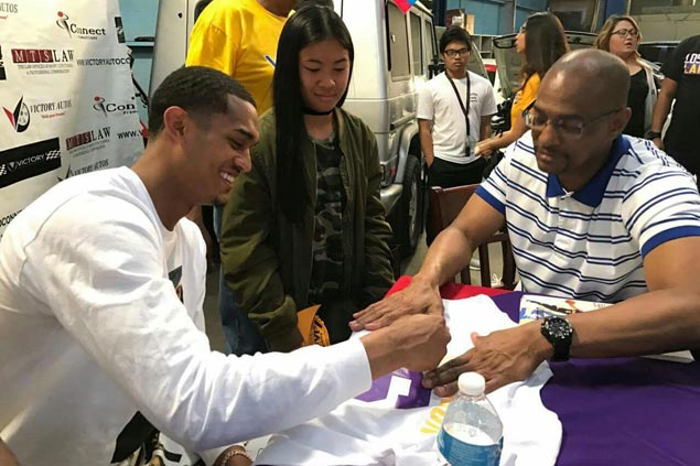 Jordan Clarkson waiting for Fiba clearance, but always ready to join Gilas, says dad