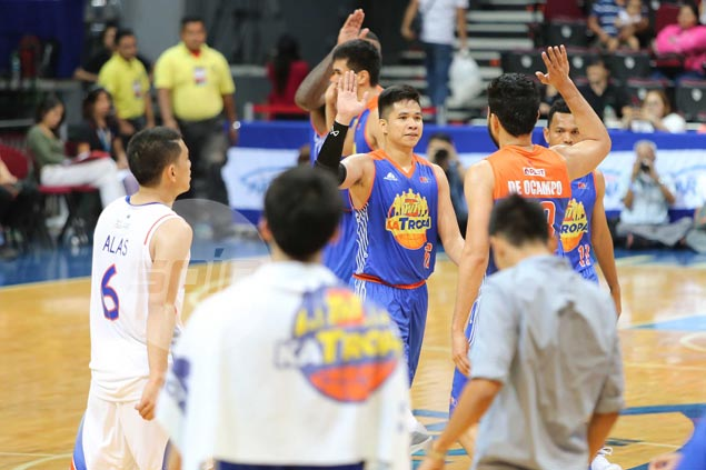 TnT expects to be without Castro, Pogoy, Rosario in three games vs PBA heavyweights