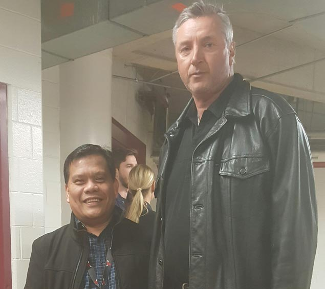 Catching up with former Chicago Bulls forward Toni Kukoc