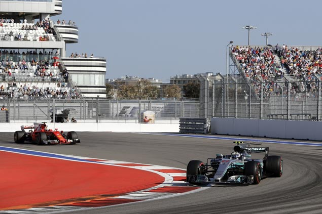 Valtteri Bottas joins Finnish Formula One stars with Russian Grand Prix victory