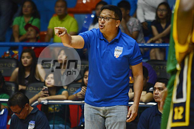 Meneses says what JRU lacks in star power, Bombers make up for with hard work