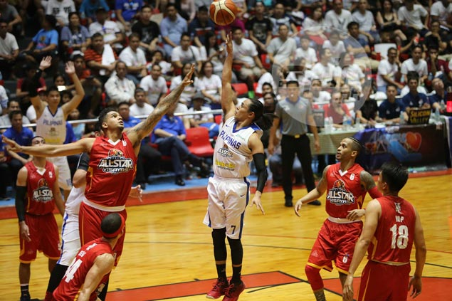 Terrence Romeo reminds Gilas teammates to stay on their toes in Seaba