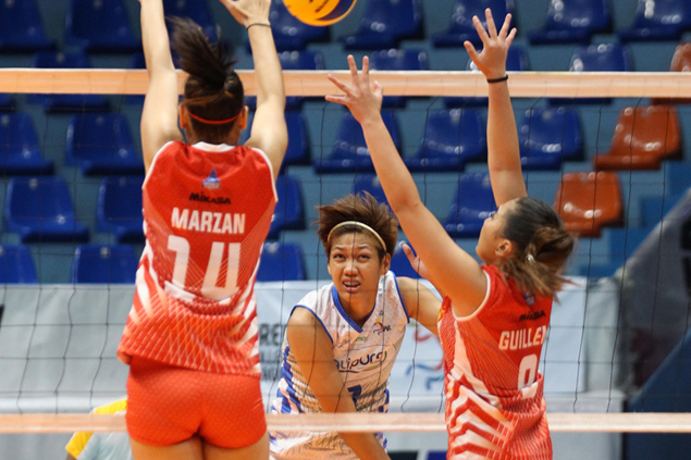 BaliPure shakes off sluggish start to turn back Power Smashers for second straight win in PVL
