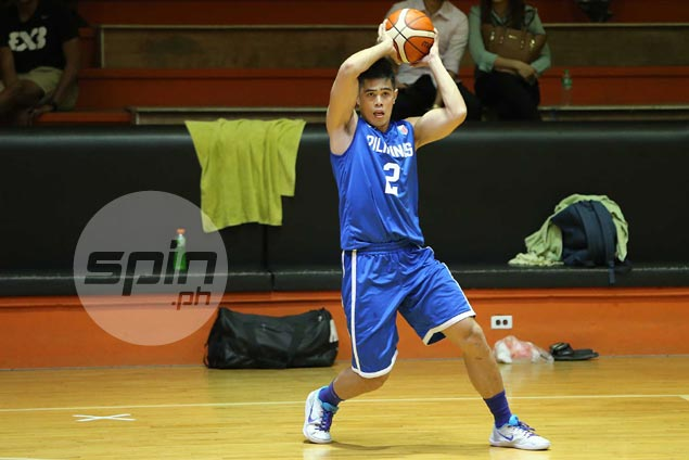 Alaska continues to lend Carl Bryan Cruz to Gilas as practice player