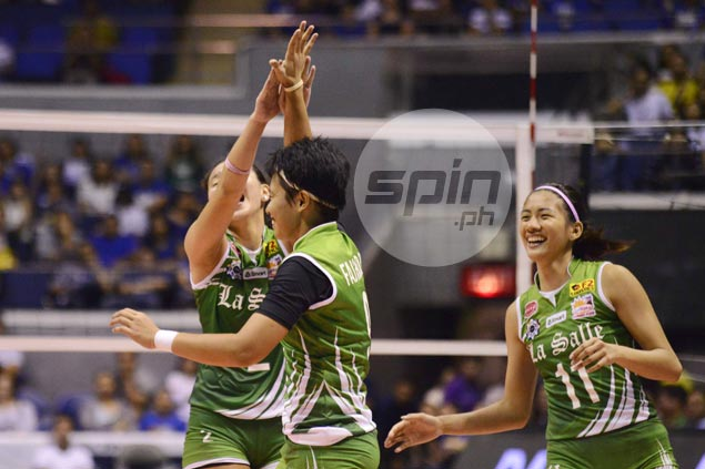 Kim Dy admits La Salle motivated to settle a score after two losses to Ateneo in elims