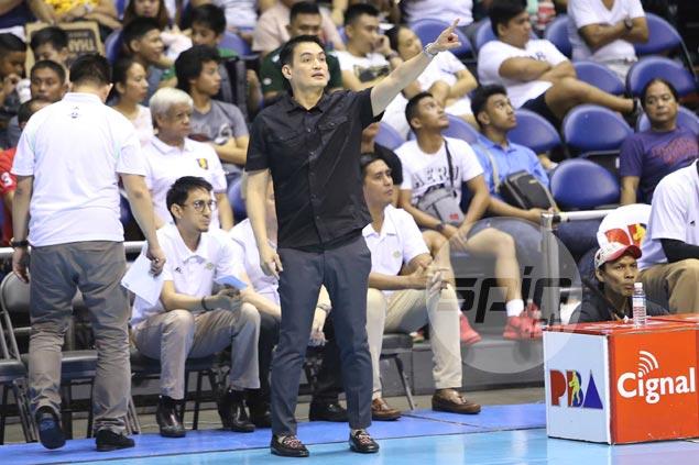 Franz Pumaren faces busy summer as he juggles coaching duties with Adamson, GlobalPort
