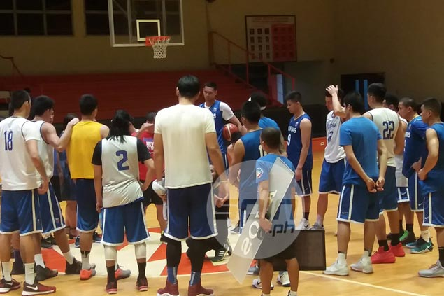 Gilas cadets ready to take over in case Andray Blatche fails to fullfill promise of playing in SEABA