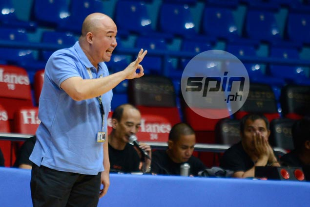 Goldwin Monteverde has inside track on vacant UE Warriors coaching job