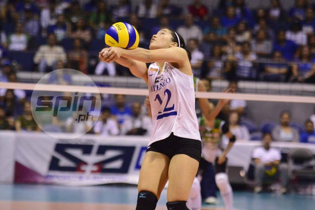 Game One loss to La Salle hardly dented Ateneo confidence, says Jia Morado