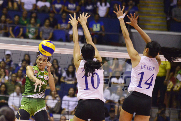 La Salle beats Ateneo for first time this season, moves a win away from UAAP repeat