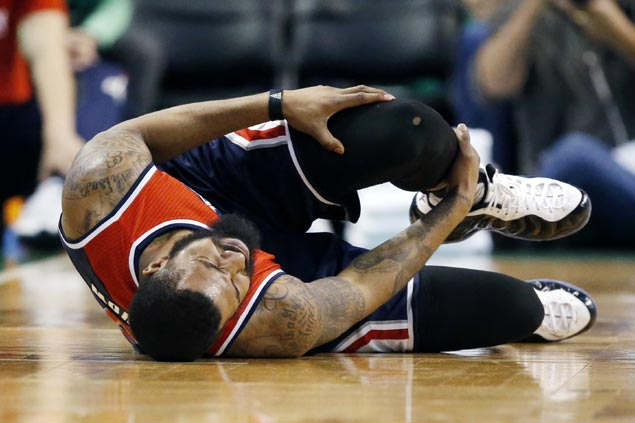 Markieff Morris to play despite sprained ankle as Wizards look to tie series vs in-form Celtics