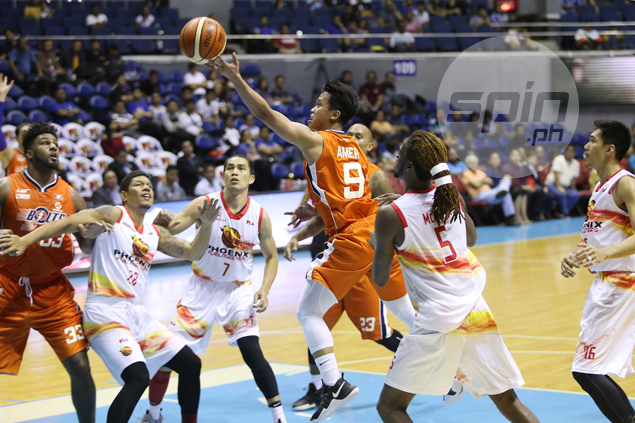 First-time All-Star Baser Amer refuses to rest on laurels, sustains fine play for Meralco