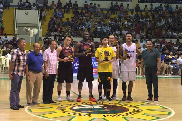 Hubert Cani earns place in Mythical Five spot after FEU's runner-up finish in Iloilo