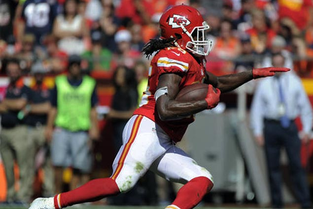 Ex-Kansas City Chiefs star Jamaal Charles signs one-year deal with rival Denver Broncos
