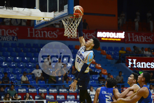 Adamson rookie Tyrus Hill raring to electrify UAAP crowd with high-wire act