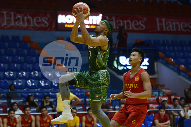CSB Blazers pull away late against Mapua to give coach TY Tang a winning debut