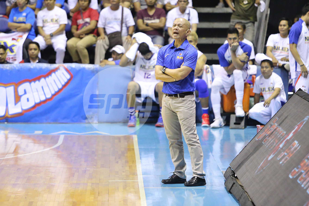 Yeng Guiao feels it's high time for Gilas to look for a new naturalized player