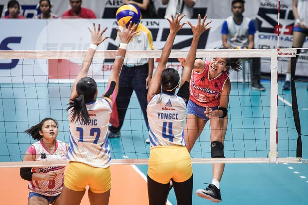 Creamline rides Alyssa Valdez heroics, beats Air Force for maiden PVL victory