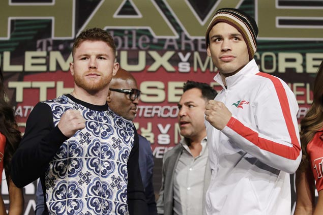 Julio Cesar Chavez Jr insists he's fully focused, prepared for 'personal' bout with Canelo Alvarez