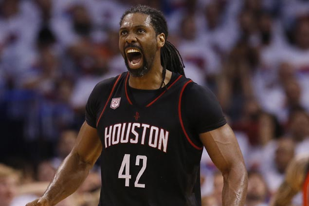 Nene reportedly re-signs with Houston Rockets with four-year contract worth $15M