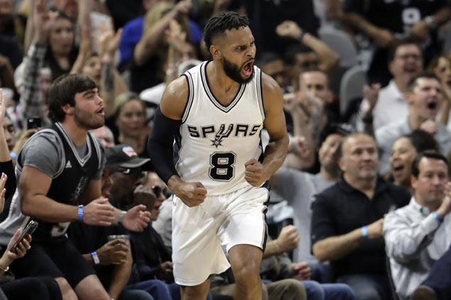 Source: Patty Mills staying with San Antonio Spurs after agreeing to 4-year, $50M deal