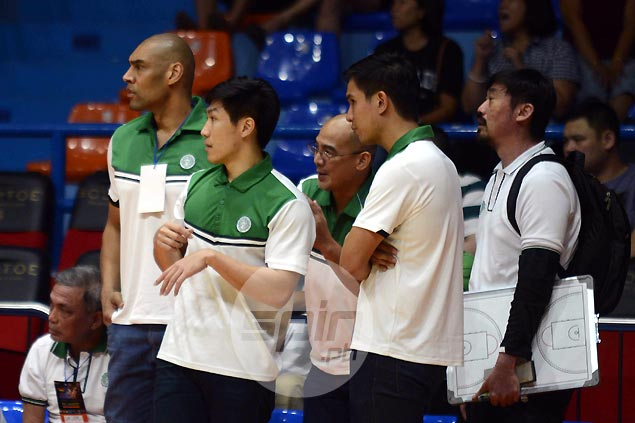 Olivarez, Diliman College, Benilde open campaigns on high note in UCBL Invitationals