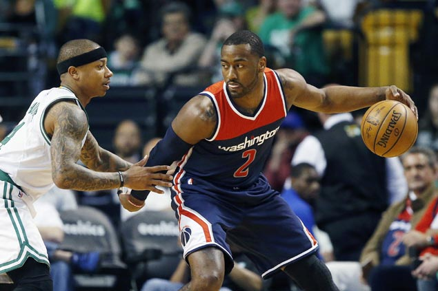 Wall vs Thomas a must-watch face-off as Wizards seek to close gap on Celtics