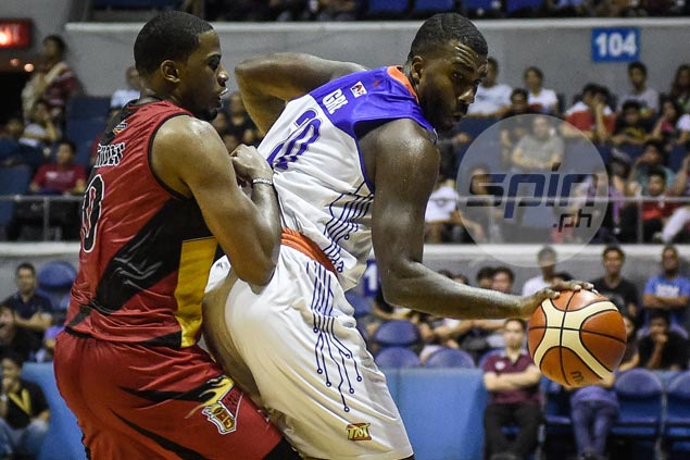 San Miguel import Charles Rhodes says TNT's Donte Greene 'scared to guard me'