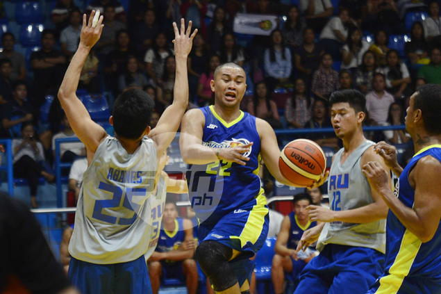 Eric Salamat not giving up on PBA dream, longs to take care of 'unfinished business'