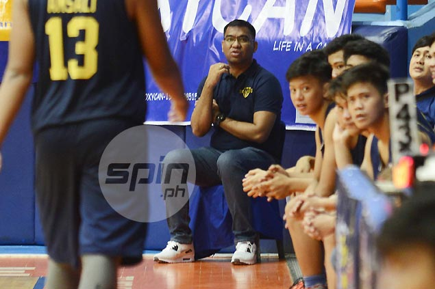 Jeff Napa refuses to elaborate on new NU role but insists focus remains on coaching Letran