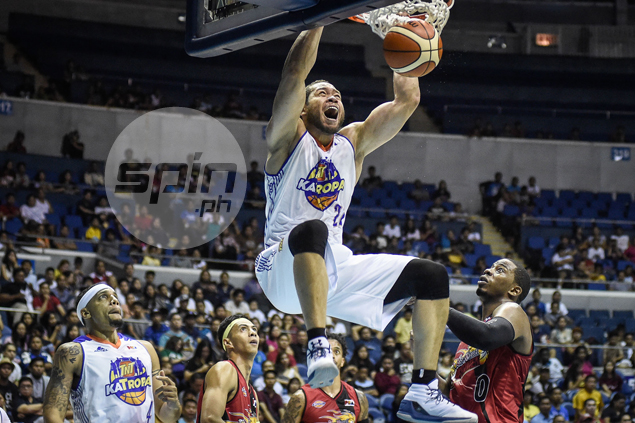 Kelly Williams gets nod as PBA Press Corps Comeback Player of the Year