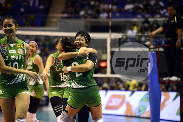 La Salle eyes fitting sendoff for Kim Fajardo, vows to go all out to finish off Ateneo