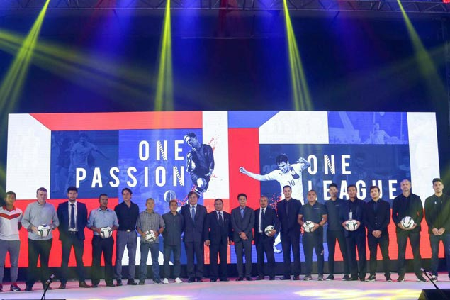 Dawn of a new era for Philippine football as first national league finally kicks off