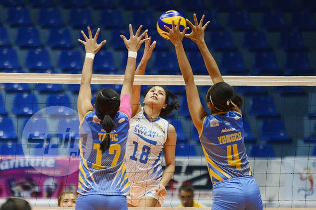 Pocari Sweat scores first win in PVL at expense of Air Force