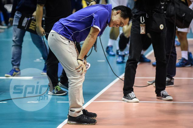 Ateneo coach Oliver Almadro feels sense of redemption with season sweep to cap hat-trick of UAAP titles