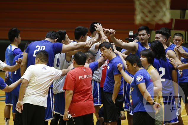 Gilas Pilipinas finally set to practice as complete unit with Andray Blatche arrival