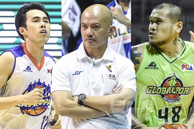 Larry Fonacier, JR Quinahan set for reunion with Yeng Guiao at NLEX as blockbuster trade in the works