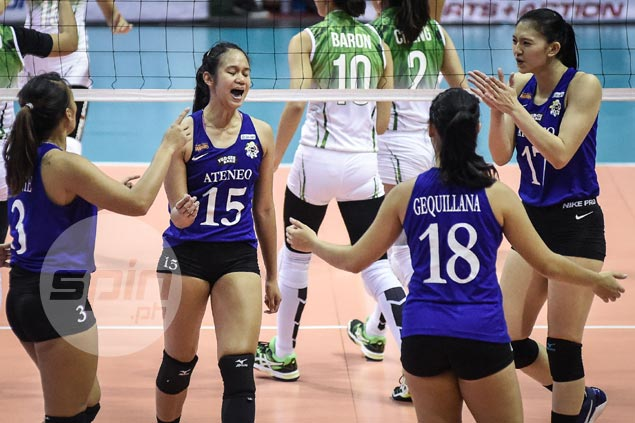Maraguinot first to take blame for crumbling under pressure as Ateneo falters in UAAP finals
