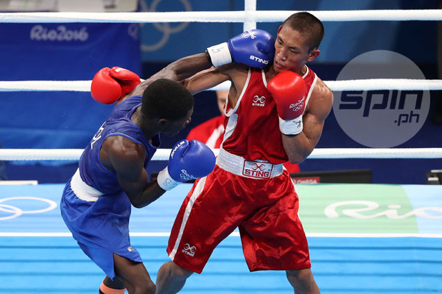 Rogen Ladon, Dannel Maamo settle for bronze, clinch berths to AIBA World Championships