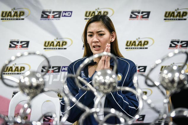 Jaja Santiago still '50-50' on whether to take final shot at UAAP title for NU