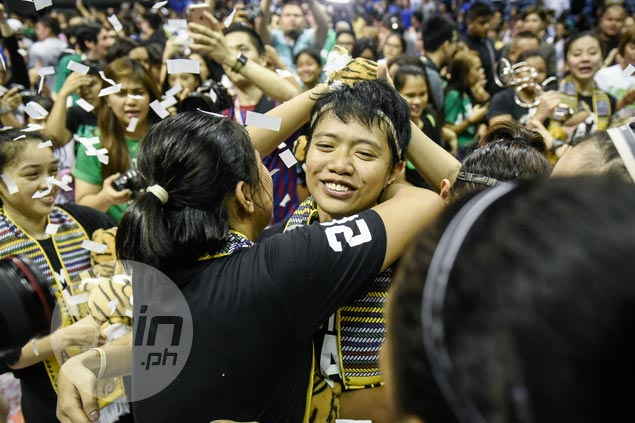 Kim Fajardo will be inspiration to future generations of La Salle players, says De Jesus