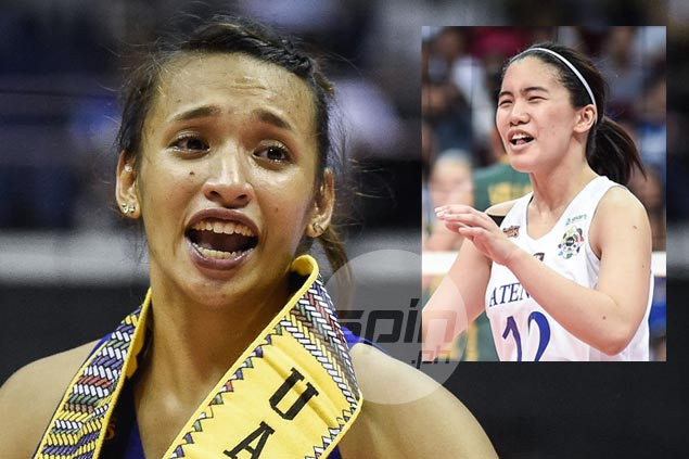 Morente vows to 'do everything' to persuade Jia Morado to stay on for final year at Ateneo