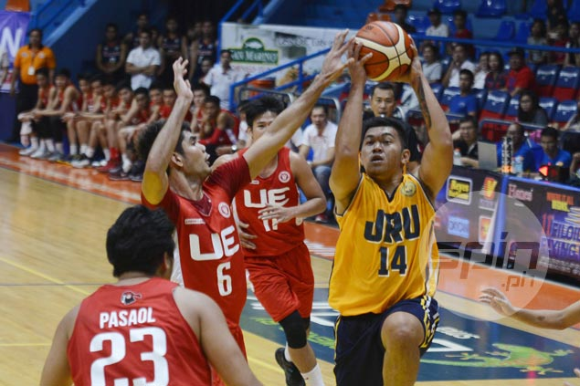 JRU Bombers make it back-to-back wins with squeaker over UE Warriors
