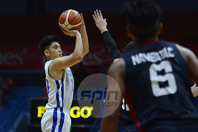 Tyler Tio says he is trying to do his best to repay coach Tab Baldwin's trust