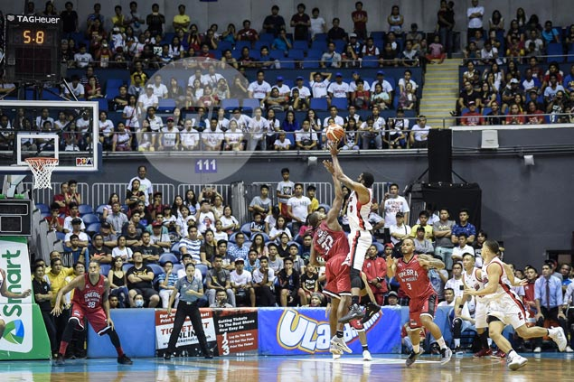 Cory Jefferson refuses to dwell on contentious non-call late in Alaska loss to Ginebra