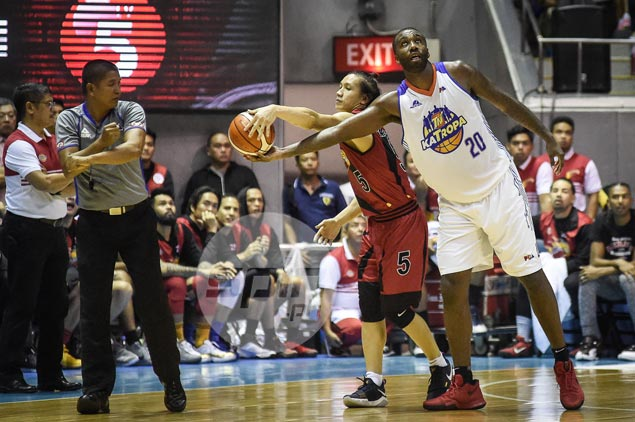 Donte Greene still hoping to be given second look as Gilas naturalized player prospect