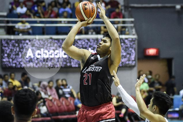 Mahindra new boy Eric Camson out to prove he can be more than a role player