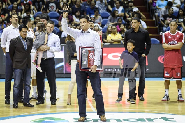 Grateful Eric Menk hopes fellow greats like Miller, Ildefonso get similar recognition